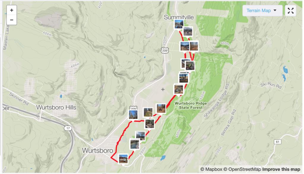 Hiking & Biking Trail Guides